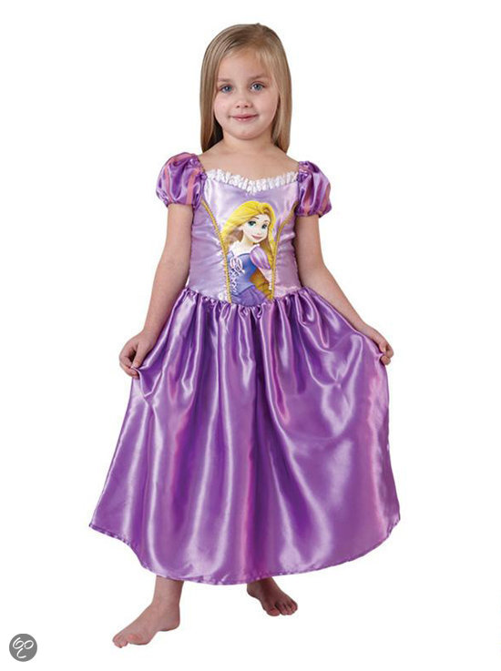 Prinsessenjurk Classic Rapunzel - Medium