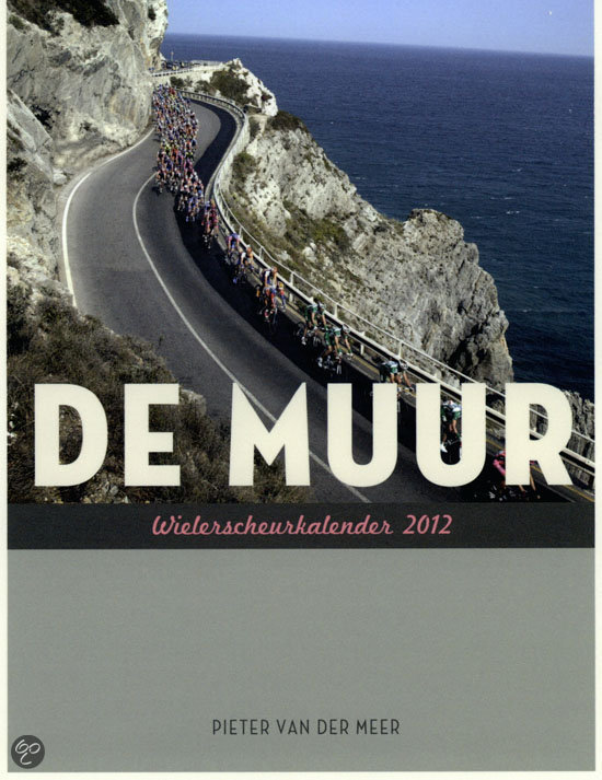 De Muur Wielerscheurkalender / 2012