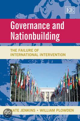 Governance And Nationbuilding
