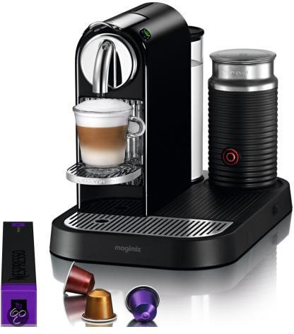 Bestellen nespresso