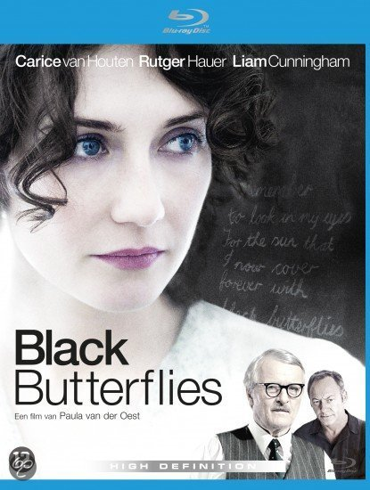 Black Butterflies (Blu-ray)
