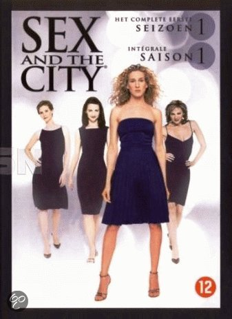Sex And The City - Seizoen 1 (2DVD)