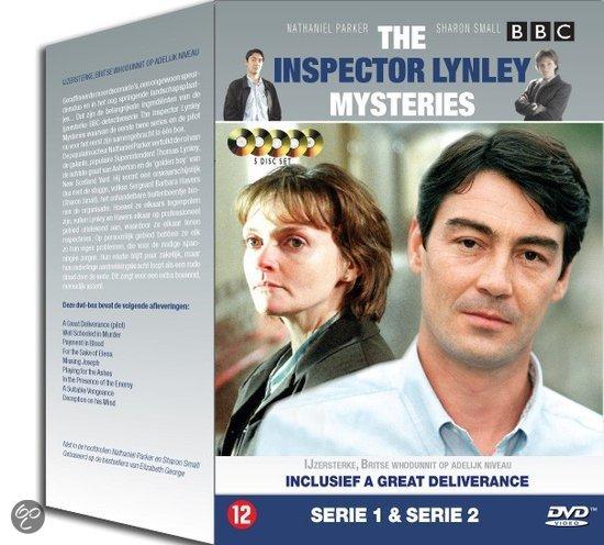elizabeth george inspector lynley