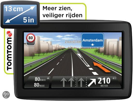 TomTom Start 25 - Europa 45 landen - 5 inch scherm