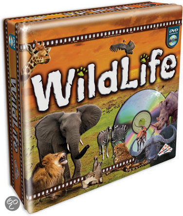 Wildlife DVD Bordspel in Flavion