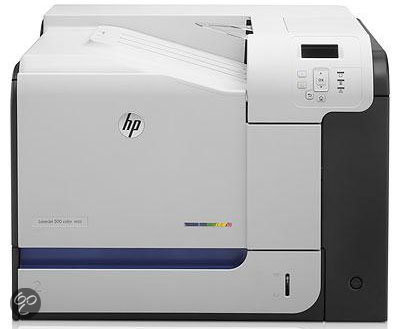 HP LaserJet M551DN - Laser Printer