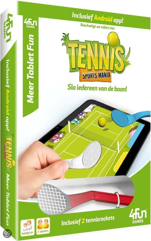 i-Fun Games Android Tennis Mania