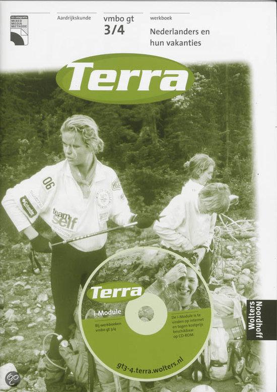 Werkboek 3/4 Vmbo gt Terra