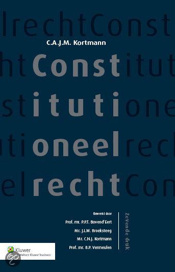 Constitutioneel recht