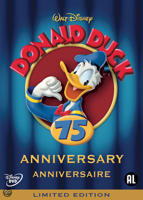Donald Duck 75th Anniversary