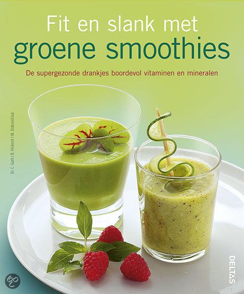 bol.com | Fit en slank met groene Smoothies, C. Guth & B. Hickisch | 9789044738261...