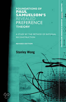 Revealed Preference Theory