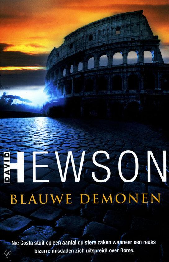 Blauwe demonen