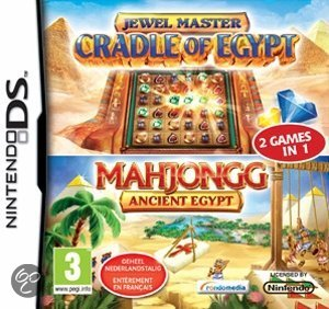Jewel Master: Cradle of Egypt + Mahjong: Ancient Egypt