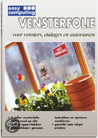 Vensterfolie aanbrengen