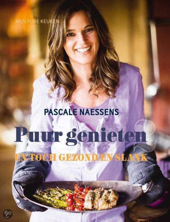 Cover van het boek 'Puur genieten'