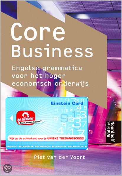 Core Business / druk 1