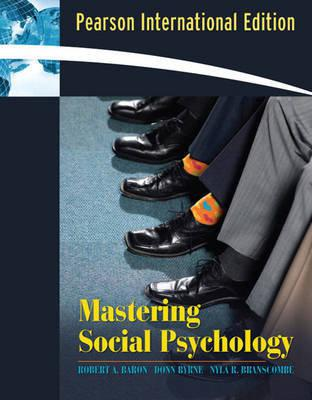 Mastering social psychology baron