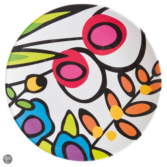 Zak! Designs Wild Flora - Dinerbord - Ø 28 cm