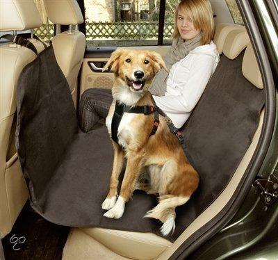 Karlie Auto-Hondendeken Car Safe Easy Zwart 162x132 cm