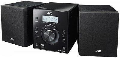 JVC UXG210 - Microset - Zwart