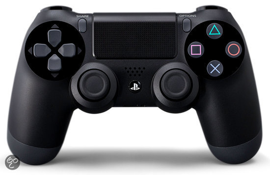 Sony PlayStation Wireless Dualshock 4 Controller Zwart PS4