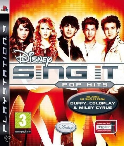 Disney: Sing it - Pop Hits + Microfoons