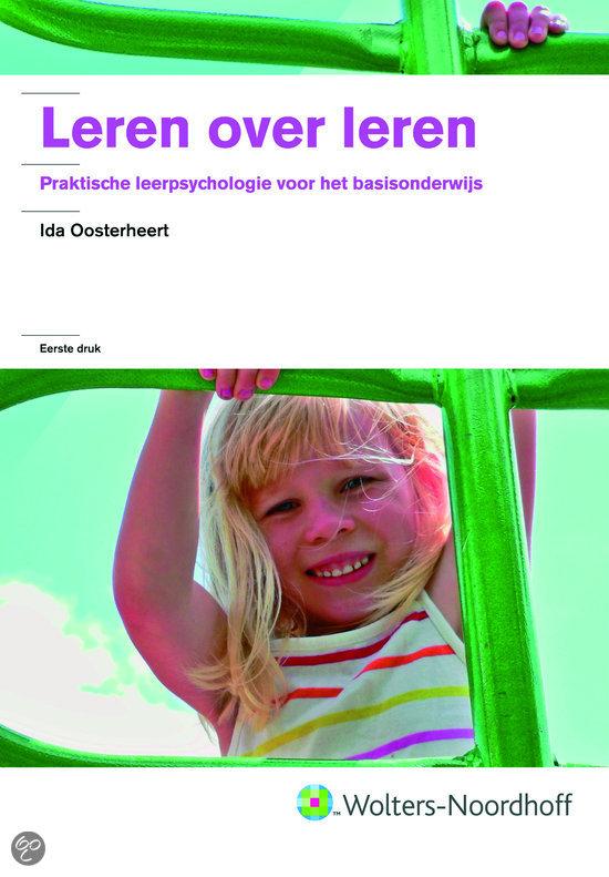Leren over leren / druk 1