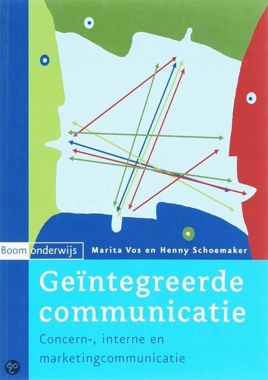 Communicatie - Geintegreerde bibliotheek ...