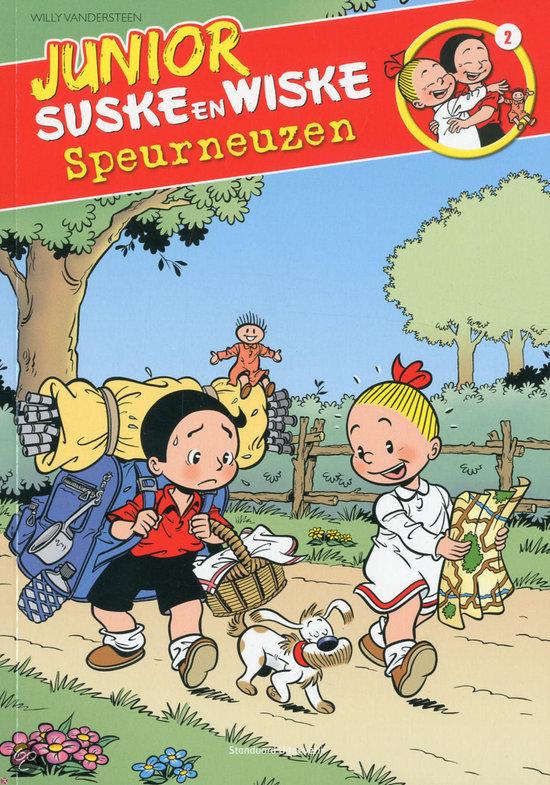 Junior Suske en Wiske / 02 Speurneuzen