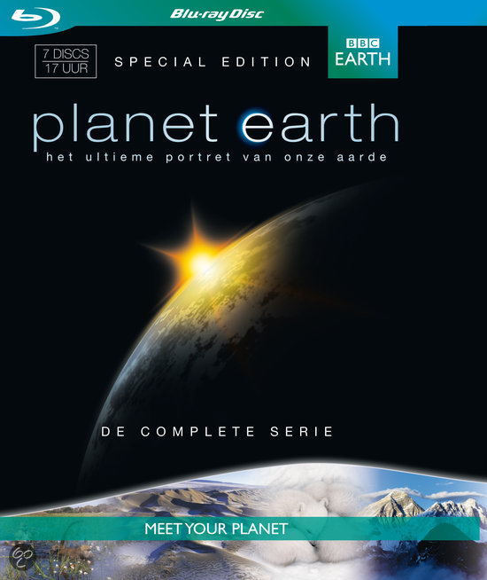 BBC Earth - Planet Earth (Special Edition) (Blu-ray)