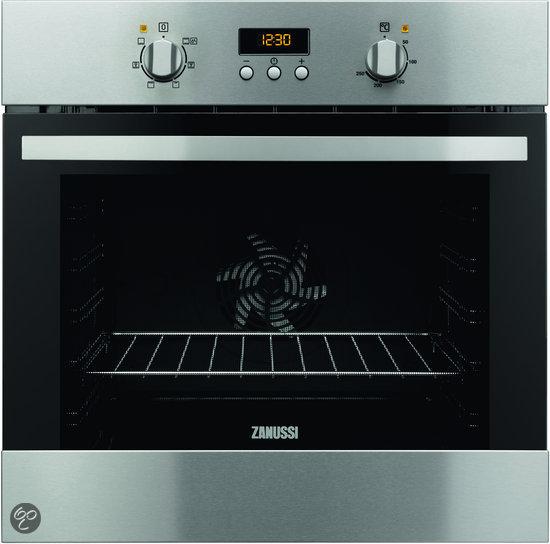 Zanussi ZOB 25601 XK Inbouw Heteluchtoven