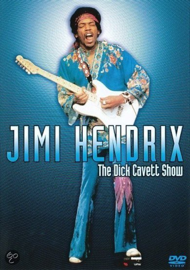 Jimi Hendrix - The Dick Cavett Show