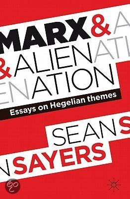 marx and alienation essays on hegelian themes