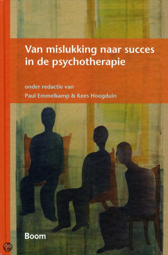 Van mislukking naar succes in de psychotherapie