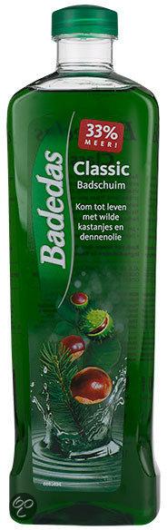 Badedas classic badschuim 1 lt badschuim for Kruidvat drachten