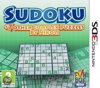 Sudoku + 7 Complex Puzzles By Nikoli