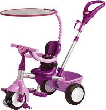 Little Tikes 3-in-1 Trike - Driewieler - Paars
