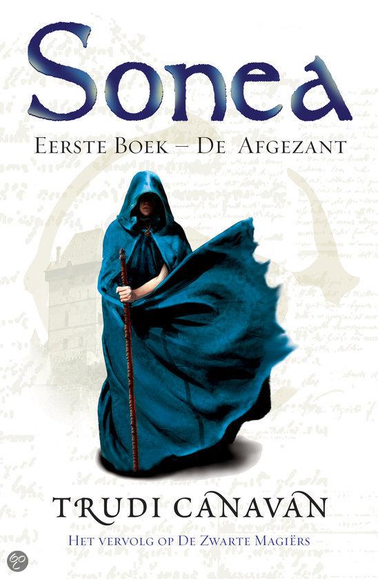 Sonea - eerste boek: De afgezant
