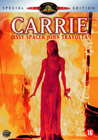Cover van de film 'Carrie'