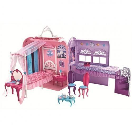 Barbie Prinsessen Speelset