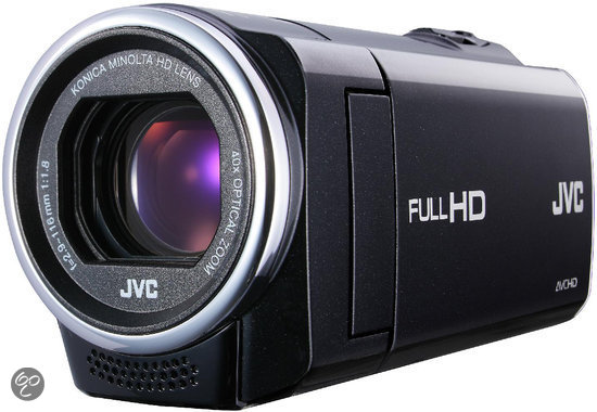 JVC Everio GZ-E15