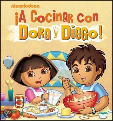 !A Cocinar Con Dora Y Diego!