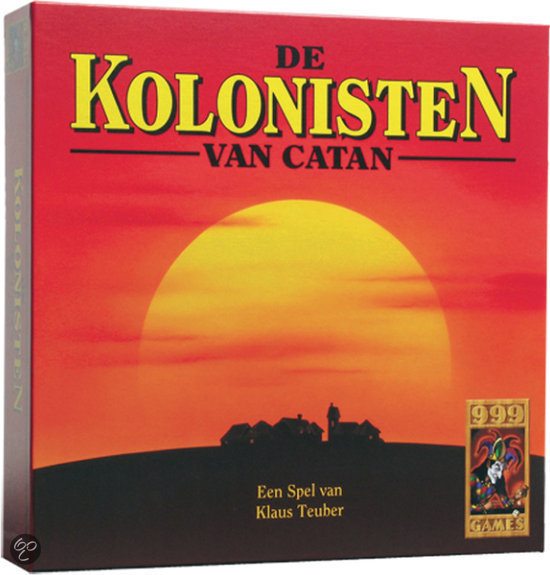 Kolonisten van Catan - Bordspel