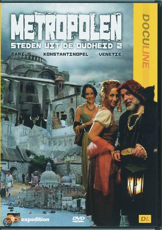 Citaten Uit De Oudheid : Bol metropolen steden uit de oudheid dvd