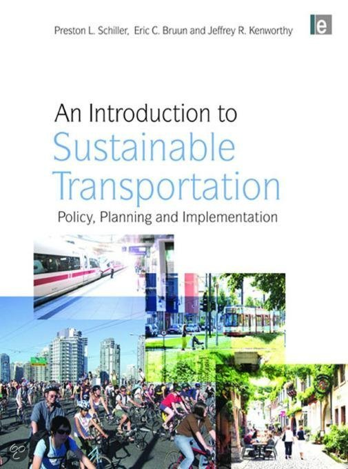 Bol Com An Introduction To Sustainable Transportation