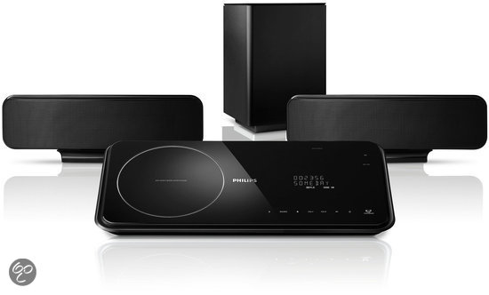 Philips HTS6520/12 - 2.1 Home Cinema - Zwart
