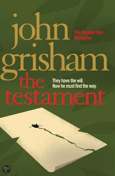 the testament john grisham essay