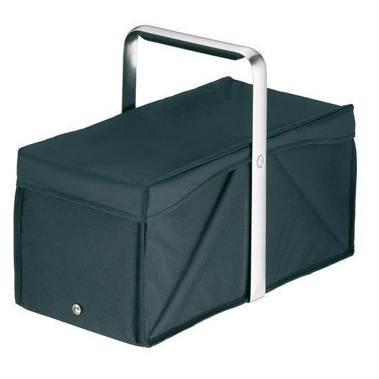 wmf pickup mand zwart. Black Bedroom Furniture Sets. Home Design Ideas