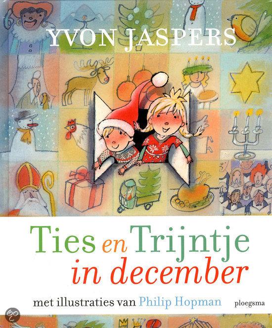 Ties en Trijntje in december